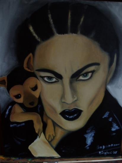 Madonna por meowmi